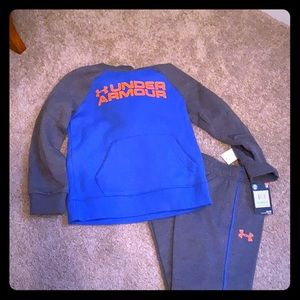 Under armour sweat outfit